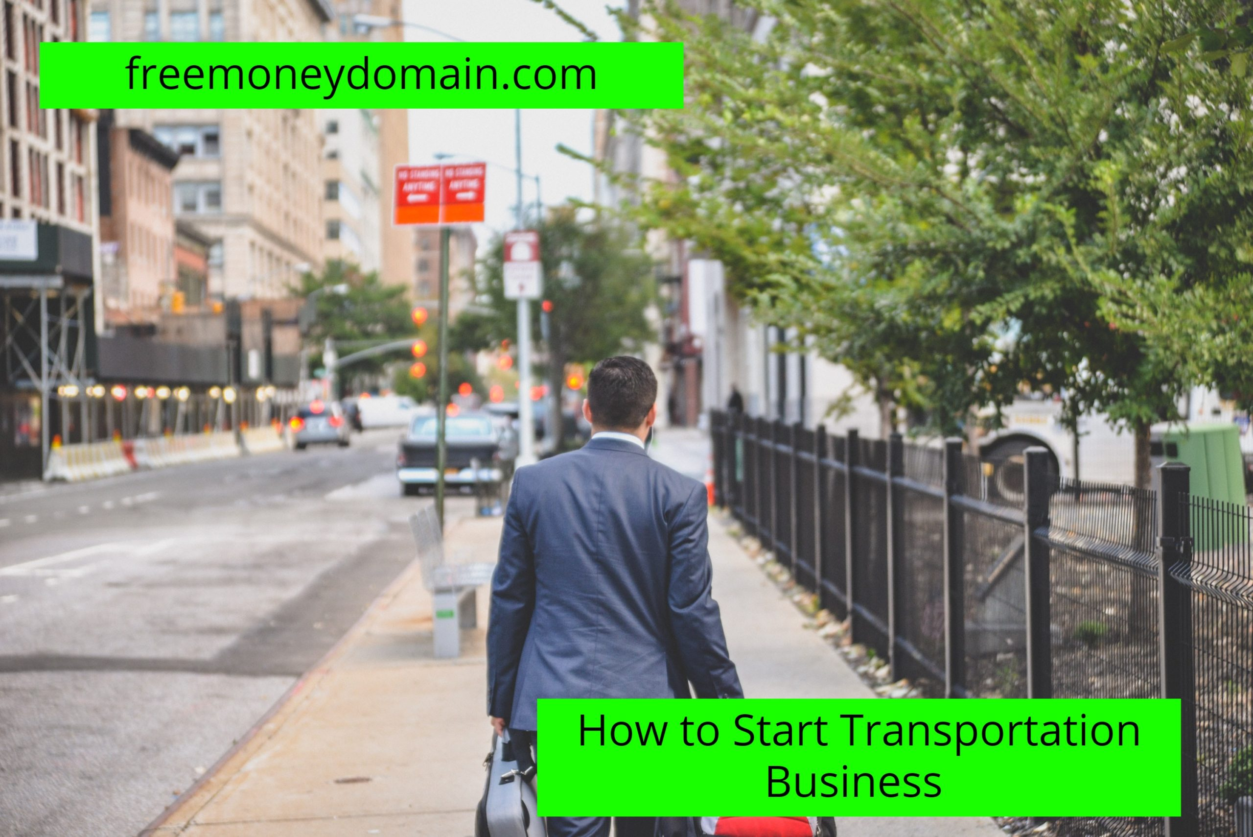 How to Start a Transportation Business in 2021
