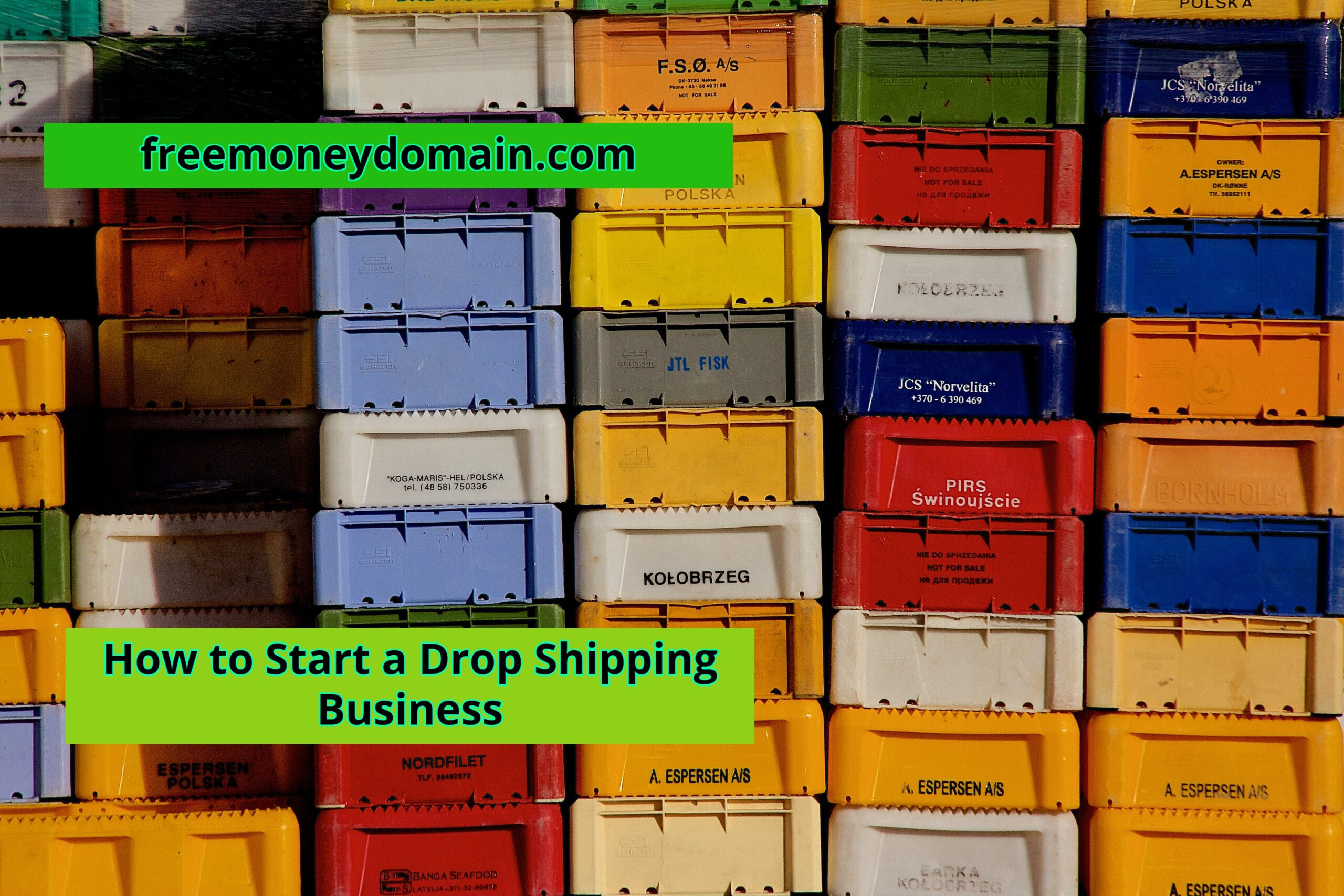 How to Start a Drop Shipping Business in 2021