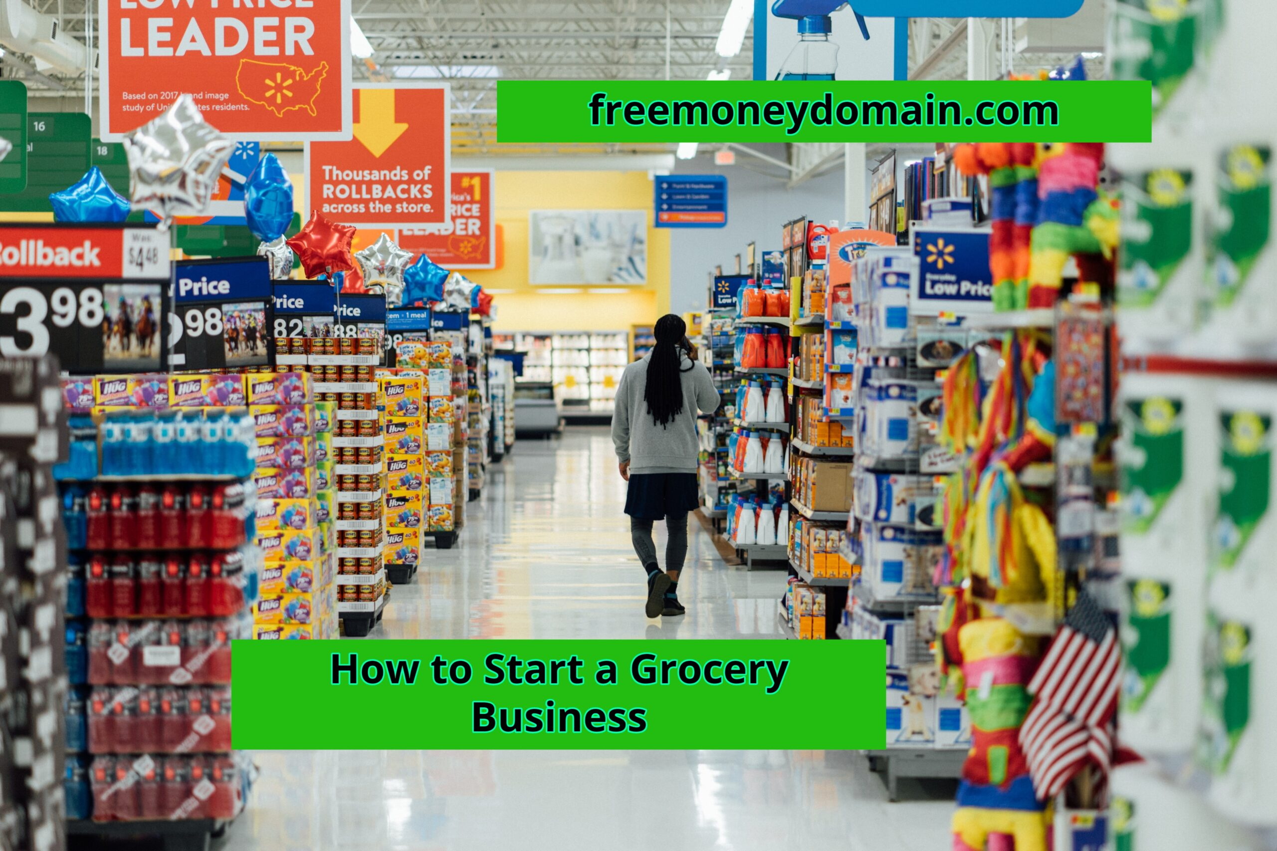 How to Start a Grocery Business in 2021