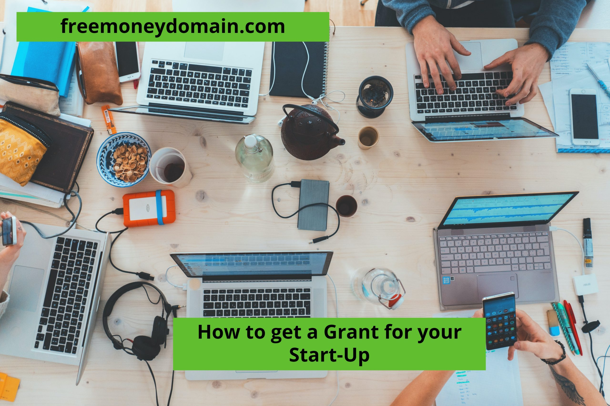 How to Get a Grant for your Start-Up in 2021