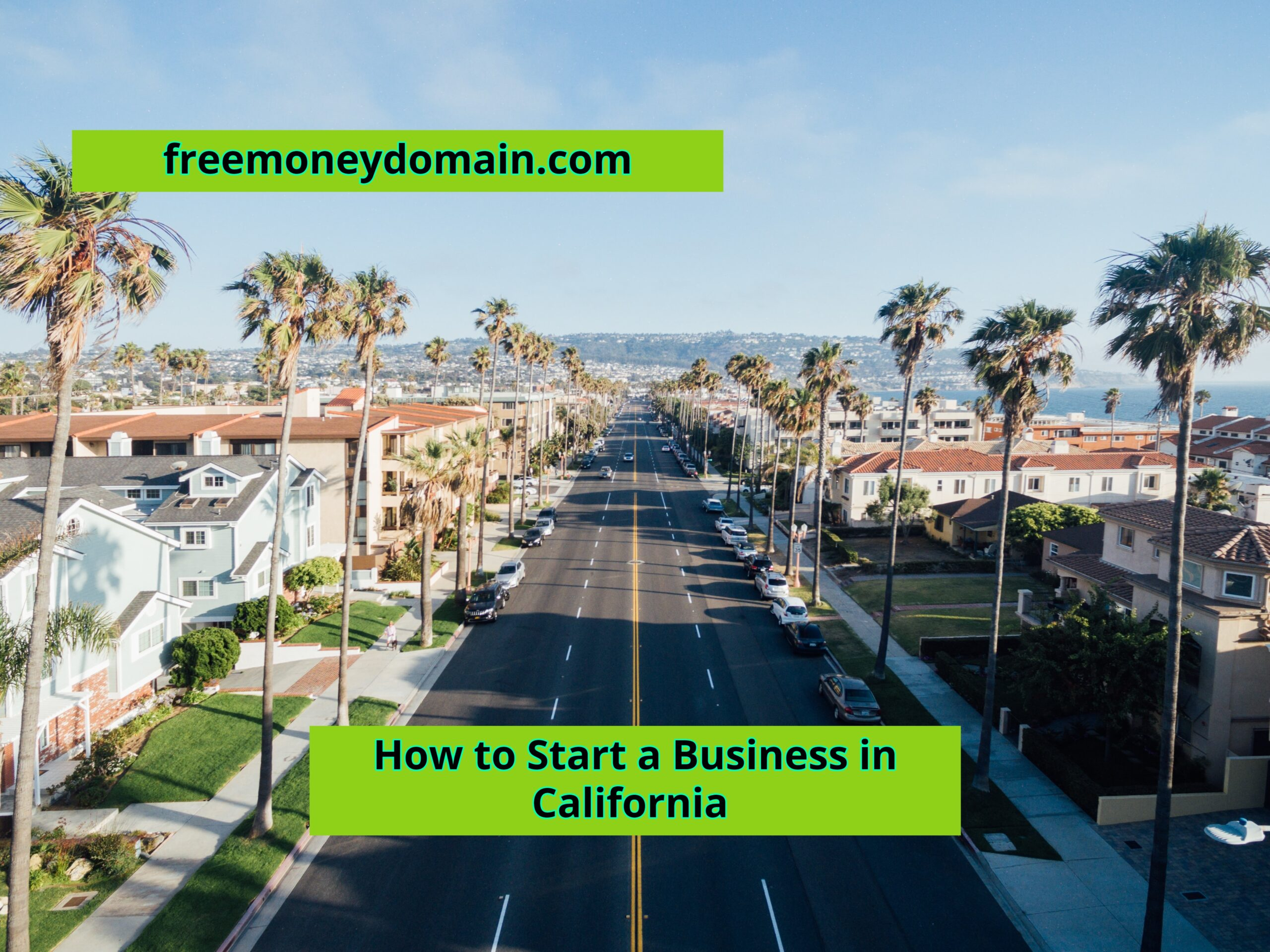 How to start a Business in California in 2021