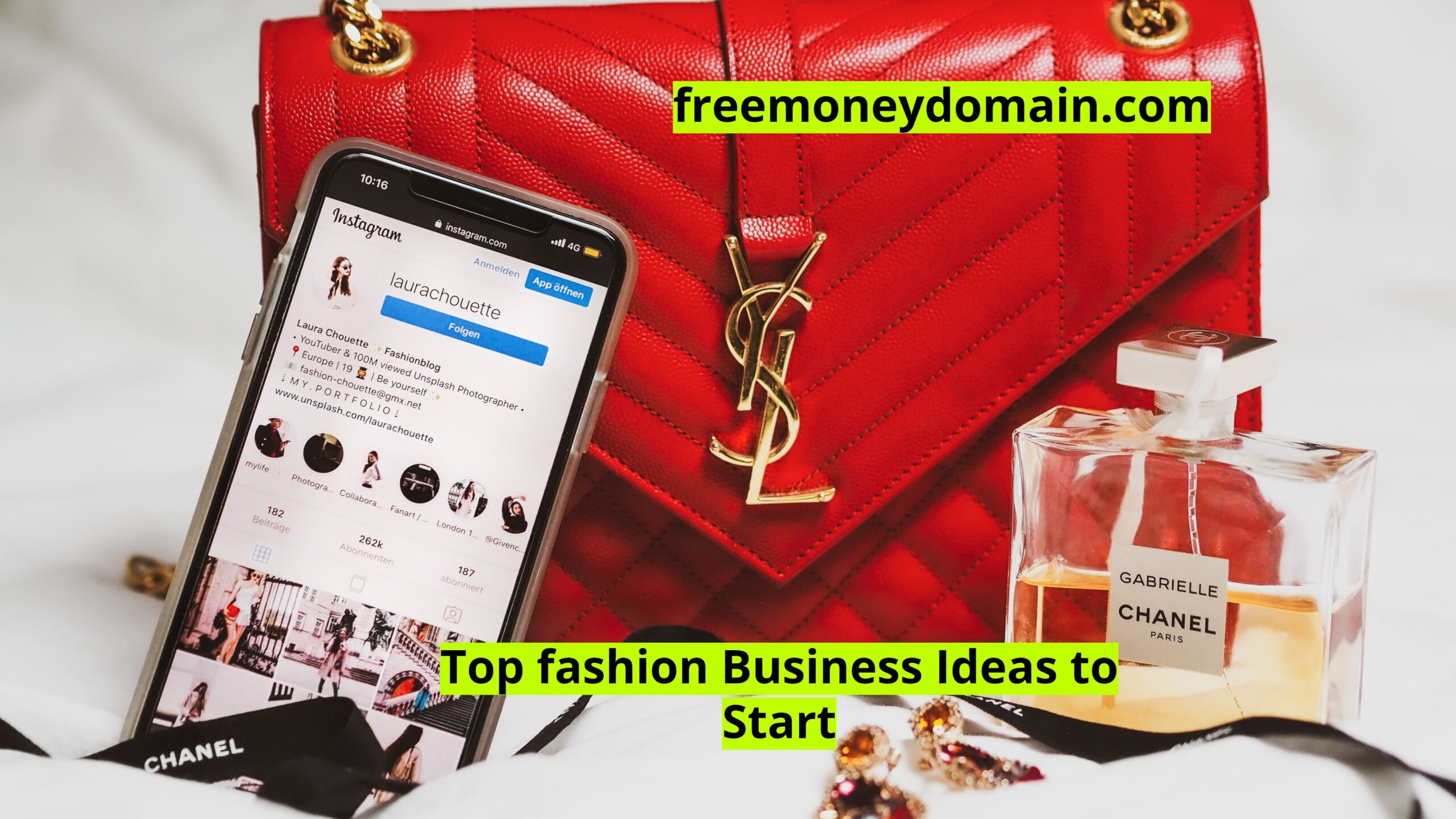 Top Fashion Business Ideas to start in 2021